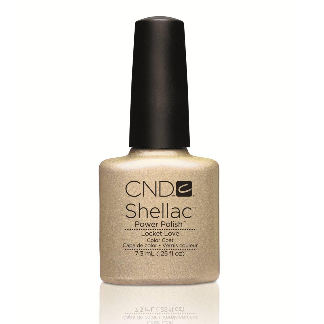 CND Shellac Gel Polish Dandelion 0.25oz - Schellak, Gel