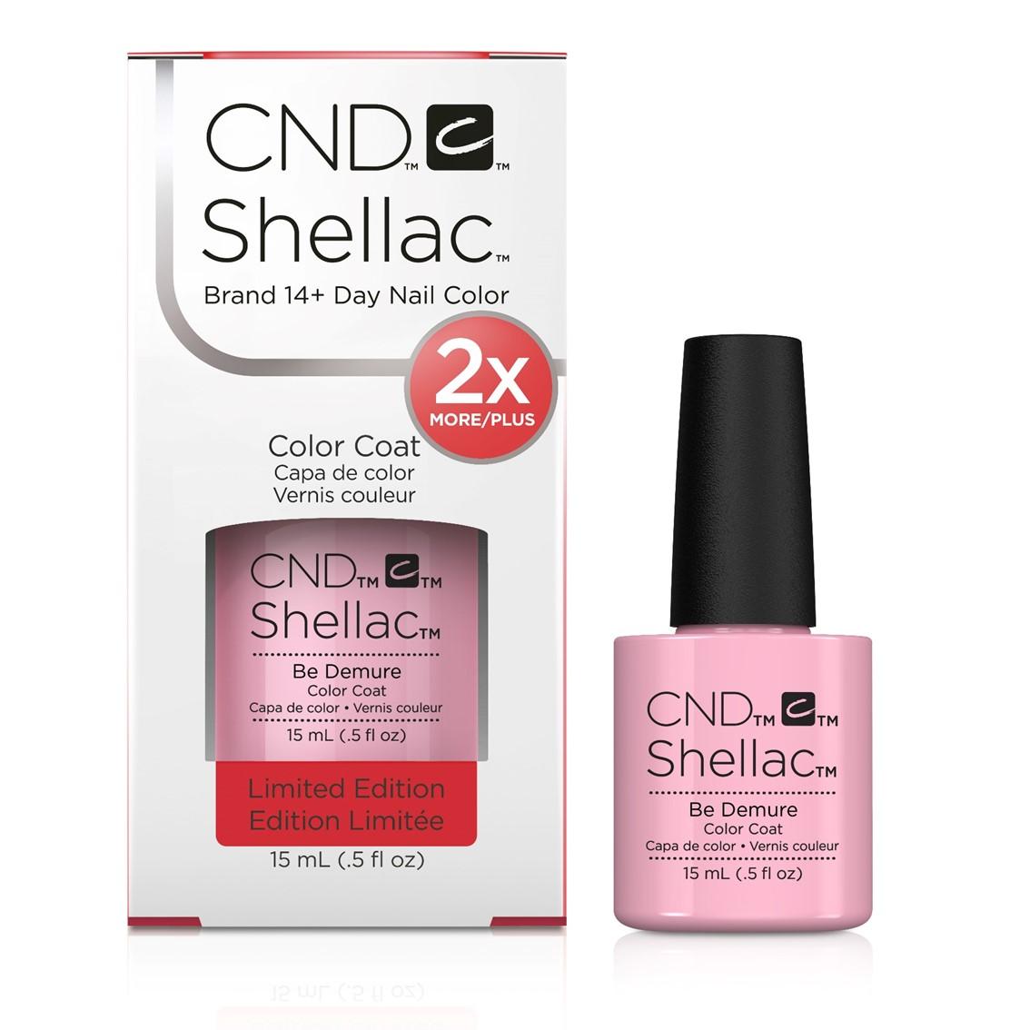 CND™ SHELLAC™ Alluring Amethyst - Pika-Nails - Opleiding