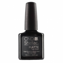 CND™ SHELLAC™ Matte Topcoat