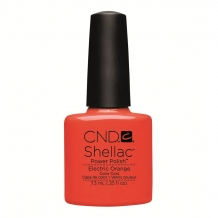 CND™ SHELLAC™ Electric Orange
