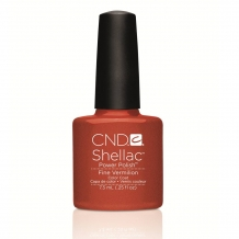 CND™ SHELLAC™ Fine Vermillion