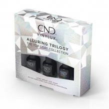 CND™ VINYLUX™ Top Coat Alluring Trilogy Mini Pack